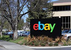 ebay war eines der ersten Unternehmen mit Plattform-Strategie (Katherine Welles / Shutterstock.com).